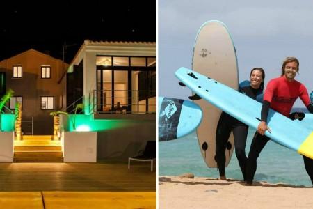 Surf camp en fuerteventura