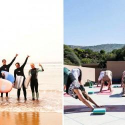 Surf y yoga en Marruecos