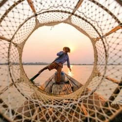 Trekking en el Myanmar