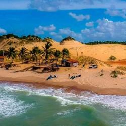 Vacaciones kitesurf en Brasil - aventura buggy - Tribbuu