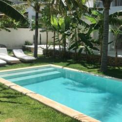 Vacaciones kitesurf en Brasil - Piscina hotel - Tribbuu