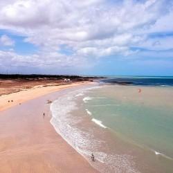 Vacaciones kitesurf en Brasil - playas - Tribbuu
