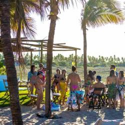 vacaciones kitesurf en Brasil - Beach club - Tribbuu