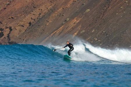 SUP en Fuerteventura, sup surfing - Tribbuu