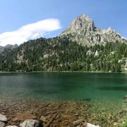 Trekking de Carros de Foc lago y pico Tribbuu