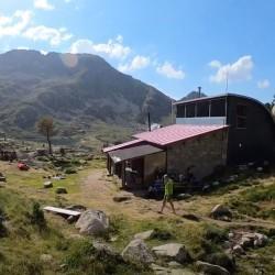 Trekking de Carros de Foc Refugio de Saboredo Tribbuu