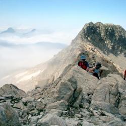 Trekking tour de l'Aneto en el macizo de la Maladeta Col Mulleres - Tribbuu
