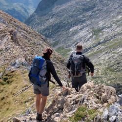Trekking tour de l'Aneto en el macizo de la Maladeta, Collado Paderna - Tribbuu