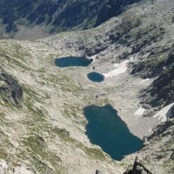 Trekking tour de l'Aneto en el macizo de la Maladeta, estany cap de llauset - Tribbuu