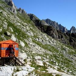 Trekking tour de l'Aneto en el macizo de la Maladeta cabaña mulleres - Tribbuu