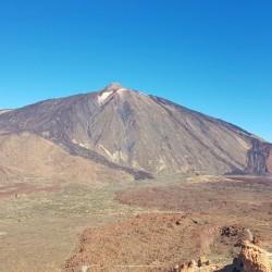 Trekking - Tenerife en modo Trekkoing - pico Guajara - Tribbuu